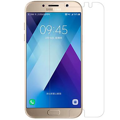 Ecran protector Samsung Galaxy pentru A3 (2017) PET 1 piesă Ecran Protecție Față Anti- Amprente Rezistent la Zgârieturi Mat Ultra Subțire