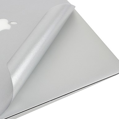 1 stuks Skinsticker voor High-Definition Krasbestendig Effen kleur High-Definition (HD) PVC MacBook Pro 13 ''