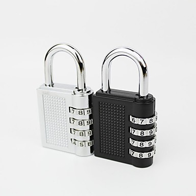 JY-804 Parola de blocare a parolei aliaj de zinc Deblocați parolaforSală de Fitness Bagaj
