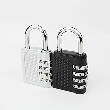 JY-804 كلمة السر قفل سبائك الزنك فتح كلمة المرورforالجمنازيوم حقائب السفر