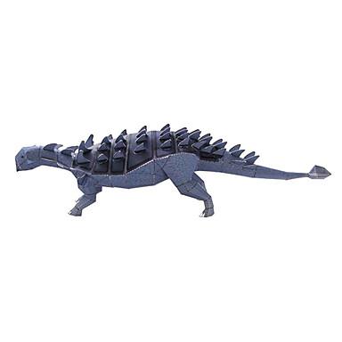 3D-puzzels Bouwplaat Vierkant Dinosaurus DHZ Hard Kaart Paper Unisex Geschenk