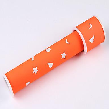 Kaleidoscoop Speeltjes Eenvoudig DHZ Cilindrisch Muovi Klassiek Stuks Kinderen Geschenk