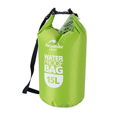 Naturehike 15 L Geantă Uscată Telefon mobil Bag Impermeabil Portabil Uscare rapidă pentru Înot Scufundare Plajă Surfing Sporturi Acvatice