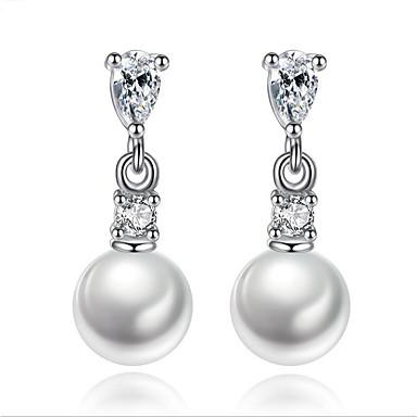 Dames Druppel oorbellen Hangende stijl Klassiek Bohémien Brits Movie Jewelry Euramerican leuke Style Modieus Verstelbaar Eenvoudige Stijl