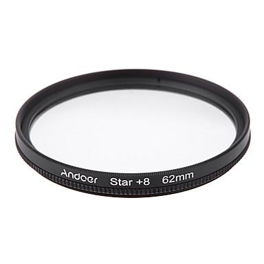 Andoer 62mm filter set uv cpl stern 8-fach filter kit mit koffer nikon sony dslr kamera objektiv
