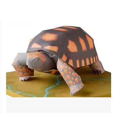 3D-puzzels Bouwplaat Modelbouwsets Papierkunst Speeltjes Vierkant 3D Dieren DHZ Kinderen Unisex Stuks