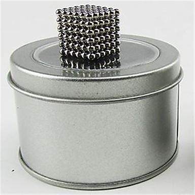 Magnetisch speelgoed Stuks Speeltjes IJzer (vernikkeld) Magnetisch Rond Geschenk