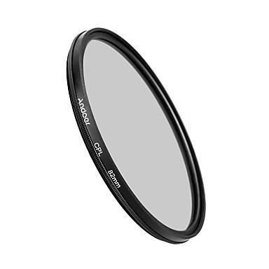 أندور 82 ملليمتر الرقمية ضئيلة كبل دائري المستقطب الاستقطاب الزجاج مرشح لكانون نيكون سوني دسلر عدسة الكاميرا