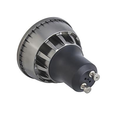 3W 320 lm GU10 LED Spot Lampen 1 Leds COB Abblendbar Warmes Weiß Kühles Weiß Wechselstrom 110/220