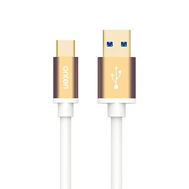 USB 3.0 Type C Kabel, USB 3.0 Type C to USB 3.0 Type C Kabel Mannelijk - Mannelijk 1.5M (5FT)