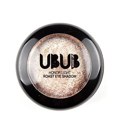 1 Lidschattenpalette Schimmer Lidschatten-Palette Puder Alltag Make-up Party Make-up Smokey Makeup