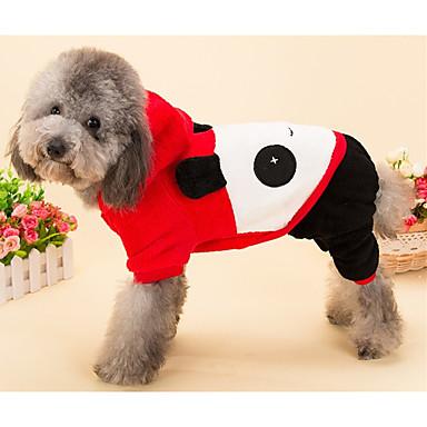 Pisici Câine Costume Hanorace cu Glugă Salopete Îmbrăcăminte Câini Cosplay Animal Costume Pentru animale de companie