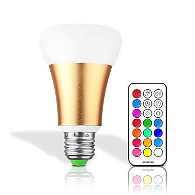 10W 550 lm Slimme LED-lampen 32 leds Geïntegreerde LED Dimbaar Decoratief Op afstand bedienbaar RGB + Warm RGB + White AC 85-265V