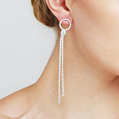 Pentru femei Diamant sintetic Imitație de Perle Personalizat Sexy Bijuterii Statement film Bijuterii Euramerican Modă Articole de ceramică