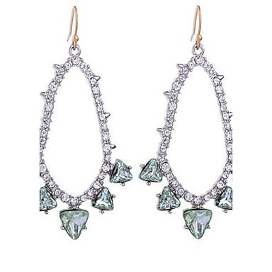 Pentru femei La modă Personalizat Supradimensionat Aliaj Triangle Shape Bijuterii Pentru Petrecere Alte Serată