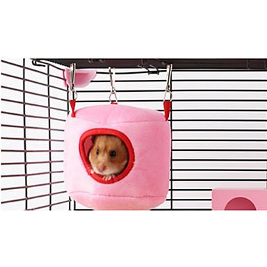Hamster Baumwolle Betten Blau Rosa