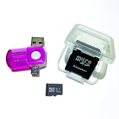 Ants 32GB Micro-SD-Karte TF-Karte Speicherkarte Class10 AntW3-32