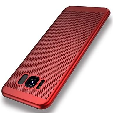 Maska Pentru Samsung Galaxy S8 Plus S8 Ultra subțire Capac Spate Culoare solidă Greu PC pentru S8 Plus S8 S7 edge S7 S6 edge plus S6 edge