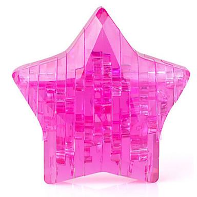 3D-puzzels Legpuzzel Speeltjes Anderen Rozen 3D DHZ Kunststoffen Unisex Stuks