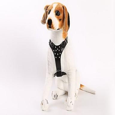 Hond harnassen Verstelbaar Effen Punk