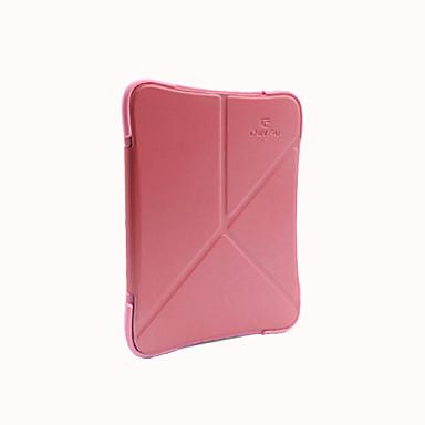 Pentru ipad air 2 carcasă de protecție capac rezistent la șoc cu suport flip carcasă plin corp solid culoare hard piele pu