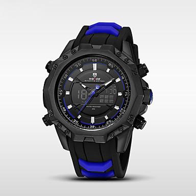 WEIDE Bărbați Ceas Sport Ceas Elegant Ceas La Modă Ceas digital Japoneză Quartz Piloane de Menținut CarneaCalendar Rezistent la Apă Zone
