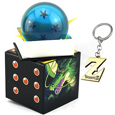 Mehre Accessoires Anime Action-Figuren Inspiriert von Dragon Ball Son Goku Anime Cosplay Accessoires Zahl Harz