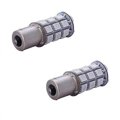 1156 / 1157 / T20 Automatique Ampoules électriques 5 W SMD 5050 440 lm LED Clignotants