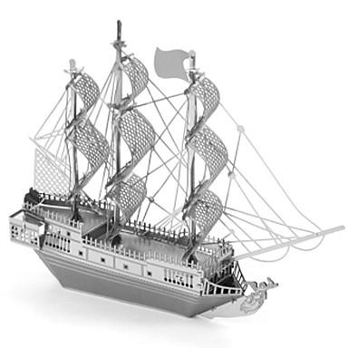 قطع تركيب3D تركيب ألعاب سفينة 3D اصنع بنفسك ستانلس ستيل معدن غير محدد قطع