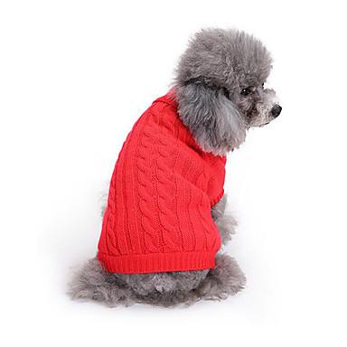 كلب البلوزات ملابس الكلاب كاجوال/يومي متين