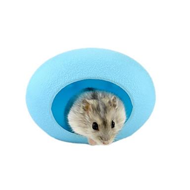 Rozătoare Hamster Silicon Paturi Galben Albastru Roz