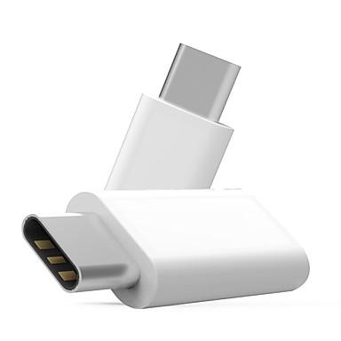 Micro USB 2.0 Adaptor, Micro USB 2.0 to USB 2.0 tip C Adaptor Bărbați-Damă