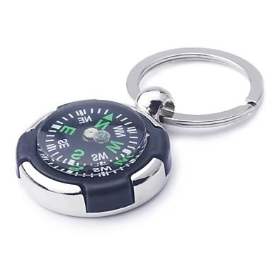 billige Nøgleringe-ziqiao kompas nøglering nyhed nøgle ring kæde nøglering zink legering gave