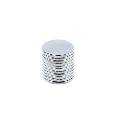 Jucării Magnet Magnet Neodymium 50 Bucăți 16*1.5mm Jucarii Materiale Mixte Magnetic Rotund Cadou