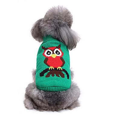 Câine Pulovere Îmbrăcăminte Câini Casul/Zilnic Animal