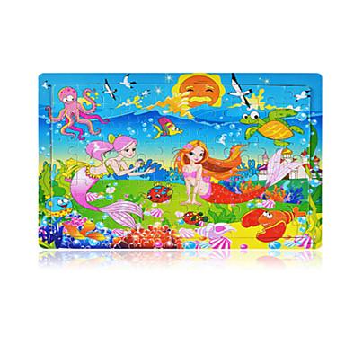 Legpuzzel Speeltjes Anderen Vissen Huis Zon Cartoon Niet gespecificeerd Stuks