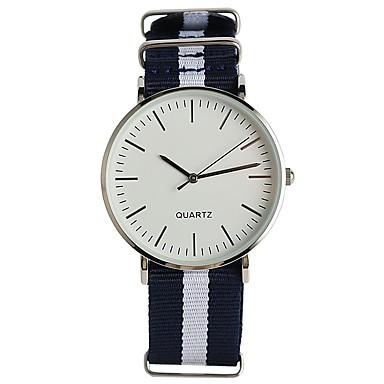 Bărbați Ceas de Mână Ceas La Modă Japoneză Quartz / Nailon Bandă Casual Elegant Bleumarin
