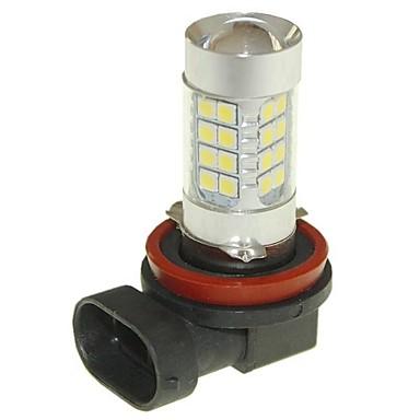 SENCART H8 Motorcykel Glödlampor 36W SMD 3030 1500-1800lm LED Glödlampor Dimljus