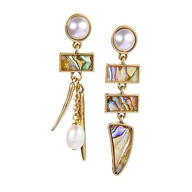Pentru femei Cercei Stud Imitație de Perle Vintage Personalizat Supradimensionat La modă Aliaj Bijuterii PentruPetrecere Alte Casual