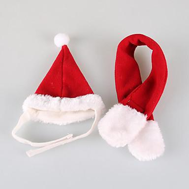 Câine Bandane & Pălării Îmbrăcăminte Câini Sport Crăciun Crăciun
