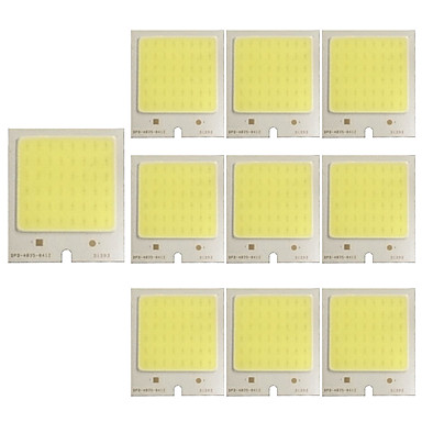 4W أضواء الفيضان LED أبيض دافئ أبيض كول 12V سكني داخلي حفلة