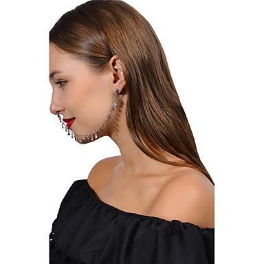 ieftine Bijuterii de Corp-Pentru femei Bijuterii de corp Inelul nasului / nasul Stud / Piercing nas Auriu / Argintiu Geometric Shape femei / Modă Articole de ceramică / Aliaj Costum de bijuterii Pentru Casual