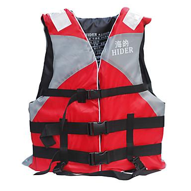 HiUmi Unisex Beschermend Ultra Licht(UL) Duikpak Mouwloos Jack Reddingsvest Zwemvest-Vissen Snorkelen Zeilen
