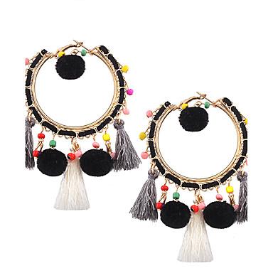 Pentru femei Cercei Rotunzi Bijuterii Personalizat Γεωμετρικά Ciucure Boem Modă Aliaj Geometric Shape Bijuterii Cadou Zilnic Casual