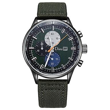 Bărbați Pentru copii Unic Creative ceas Ceas de Mână Ceas La Modă Ceas Sport Ceas Casual Chineză Quartz Calendar Rezistent la Apă Material