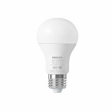Xiaomi 6W 450 lm E27 Slimme LED-lampen 12 leds Dimbaar Licht controle APP Control Warm wit Wit AC 220-240V