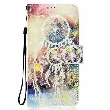 Maska Pentru Samsung Galaxy S8 Plus S8 Titluar Card Portofel Cu Stand Carcasă Telefon Prinzător de vise Moale PU piele pentru S8 Plus S8