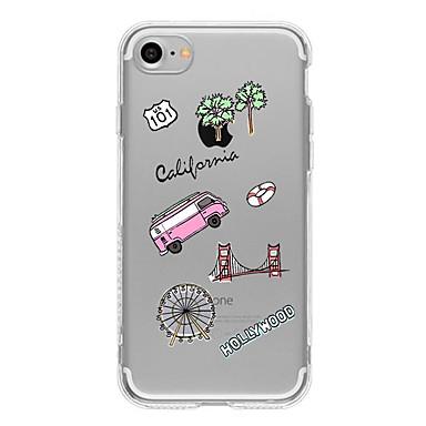 Geval voor iphone 7 plus iphone 6 boom cartoon patroon telefoon zachte shell voor iphone 7 iphone6 / 6s plus iphone6 / 6s iphone 5 5s