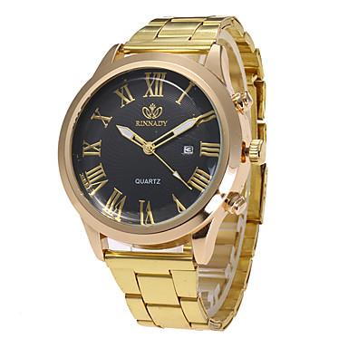 Damen Sportuhr Militäruhr Modeuhr Armbanduhren für den Alltag Armbanduhr Einzigartige kreative Uhr Quartz Kalender Edelstahl BandVintage