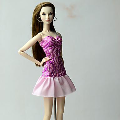Jurken Jurken Voor Barbiepop Kleding Voor voor meisjes Speelgoedpop